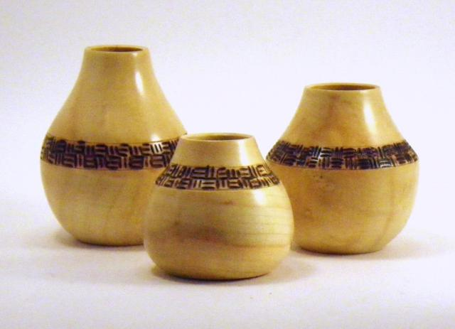 Trio of Small Southwestern Forms